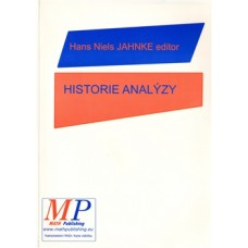 Historie  analýzy, editor H. N. Jahnke