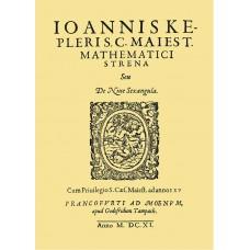 Johannes Kepler, Alena Šolcová: O šestiúhelné sněhové vločce